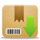 download, product, package, box icon