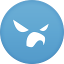 twitter, falcon, for, pro icon