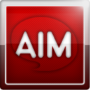 aim,social,socialnetwork icon