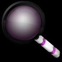 Magnify Purple icon