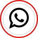 whatsapp, brand, media, social, logo icon