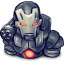Comics War Machine icon
