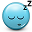 Emot Sleeping Sleep Zzz icon