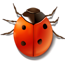 Animal, Bug, Insect, Ladybird icon
