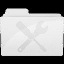 UtilitiesFolder White icon