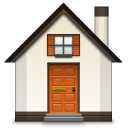 building, home, house, homepage icon