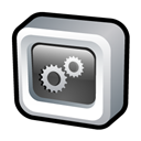 Engine, Widget, Yahoo icon