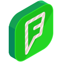 online, f, internet, social, media, network icon
