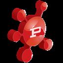 3d, Propeller icon
