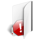 Folder, Private icon