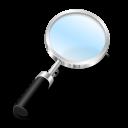 find, zoom, search, seek icon