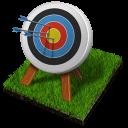 px, archery icon