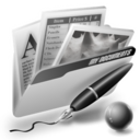 folder,edit icon