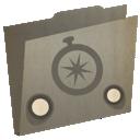 sites, folder icon