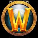 app, warcraft, earth, custom, globe, world icon