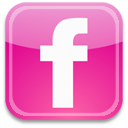 flickr, sn, facebook, social, social network, badge icon