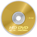 dvd, disc, rw, hd icon