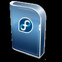Box, Fedora icon