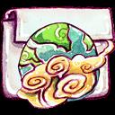 folder, sites, world icon