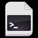 text x script icon