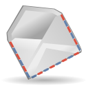 email, envelop, message, kontact, mail, envelope, letter icon
