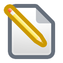 writing, write, edit icon