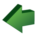 prev, back, backward, left, previous, arrow icon
