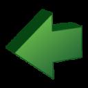 prev, back, backward, left, previous, arrow icon
