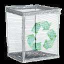 trash, recylebin, empty icon