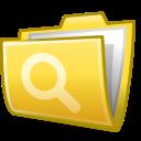 saved, search, find, folder, seek icon