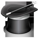 Assitent, Hat, Installation, Magic, Startup, Wizard icon