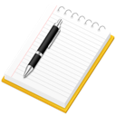 Notepad, Notes, Paper icon