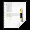 mimetypes application x kword icon