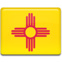 new,mexico,flag icon