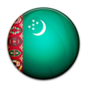 flag,turkmenistan,country icon