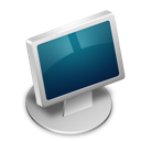 screen, computer, pc, monitor icon