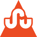 triangle, stumbleupon, media, social icon
