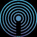 logo, ibeacon icon