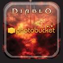 photobucket, diablo icon