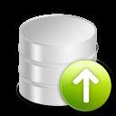 Upload Database icon