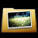 photo, pic, folder, image, picture, orange, try icon