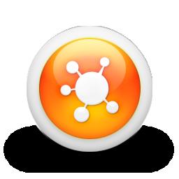 logo, propeller icon