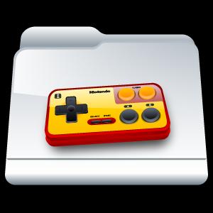 my games, game, folder, gaming icon