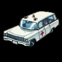 Cadillac Ambulance icon