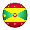 grenada, flag, country icon