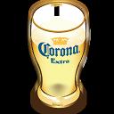 corona, beer icon