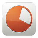 powerpoint, ms icon