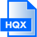 hqx,file,extension icon