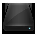 hdd, hard disk, hard drive icon