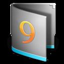 folder,classic,alt icon